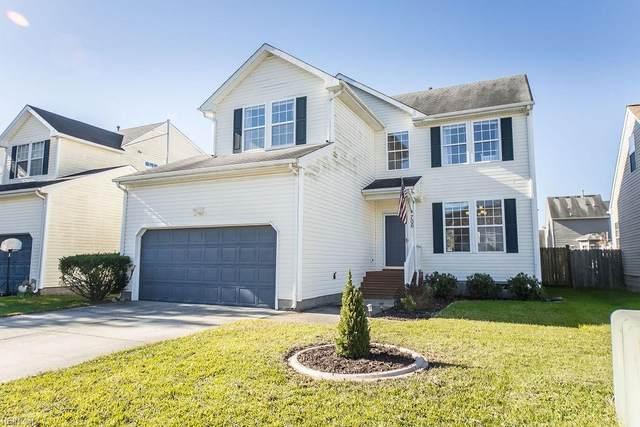 706 Durham Ave, Chesapeake, VA 23320 (#10351582) :: Berkshire Hathaway HomeServices Towne Realty