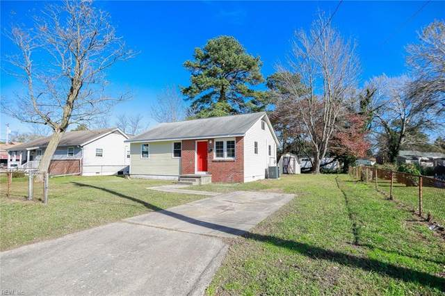 910 Duce St, Portsmouth, VA 23701 (#10351583) :: Berkshire Hathaway HomeServices Towne Realty
