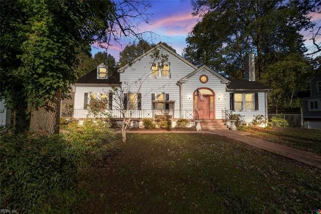806 Clay St, Franklin, VA 23851 (#10351597) :: Berkshire Hathaway HomeServices Towne Realty