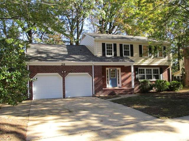 28 Hatteras Lndg, Hampton, VA 23669 (#10351629) :: Community Partner Group