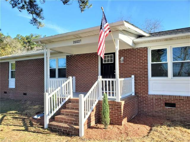 22227 Pine Level Rd, Southampton County, VA 23829 (#10351694) :: Berkshire Hathaway HomeServices Towne Realty