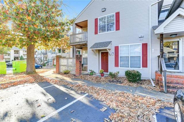 806 First Light Ct, Newport News, VA 23602 (#10351695) :: Berkshire Hathaway HomeServices Towne Realty