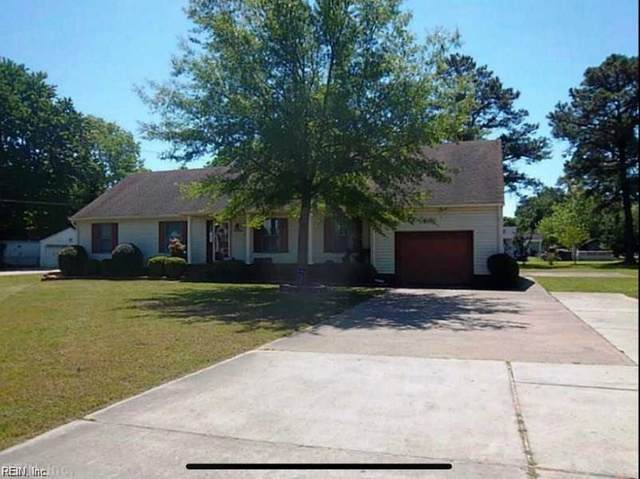 911 Mount Pleasant Rd, Chesapeake, VA 23322 (#10351698) :: Encompass Real Estate Solutions
