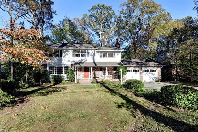 414 Normandy Ln, Newport News, VA 23606 (#10351731) :: Atkinson Realty