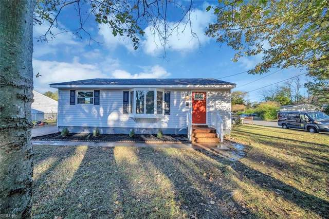 23 Juanita Dr, Hampton, VA 23666 (#10351732) :: Momentum Real Estate