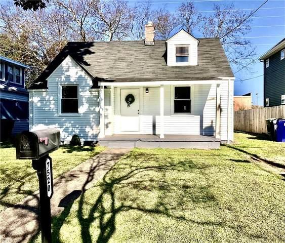 7520 Yorktown Dr, Norfolk, VA 23505 (#10351737) :: Berkshire Hathaway HomeServices Towne Realty