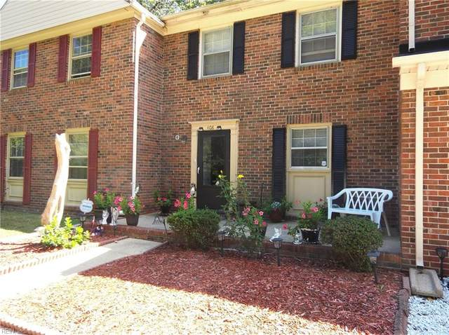 408 Hustings Ln B, Newport News, VA 23608 (#10351754) :: Community Partner Group