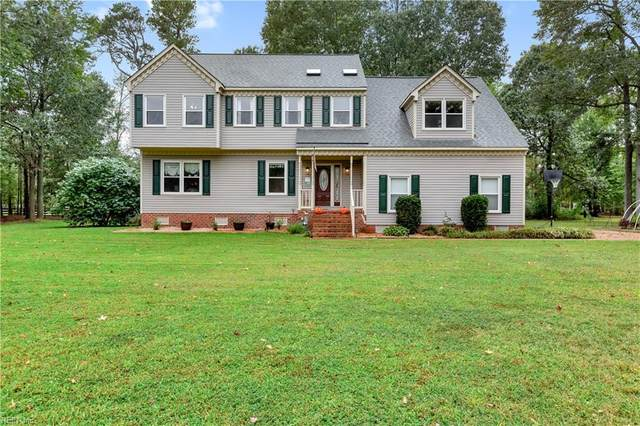 107 Bradley Dr, York County, VA 23692 (#10351762) :: Rocket Real Estate