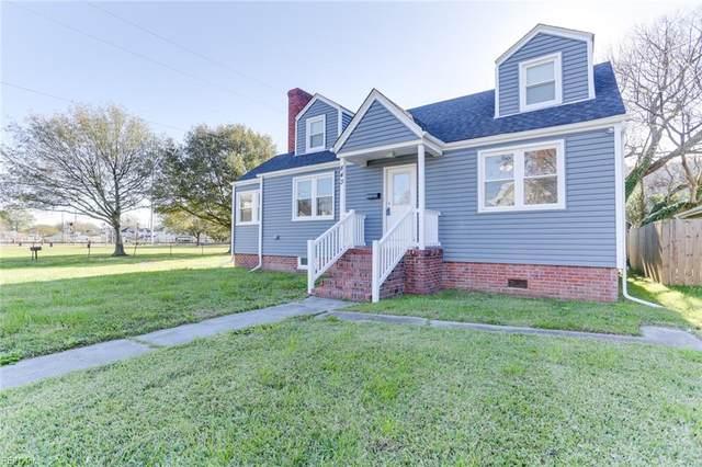 843 Pollard St, Norfolk, VA 23504 (#10351780) :: Berkshire Hathaway HomeServices Towne Realty