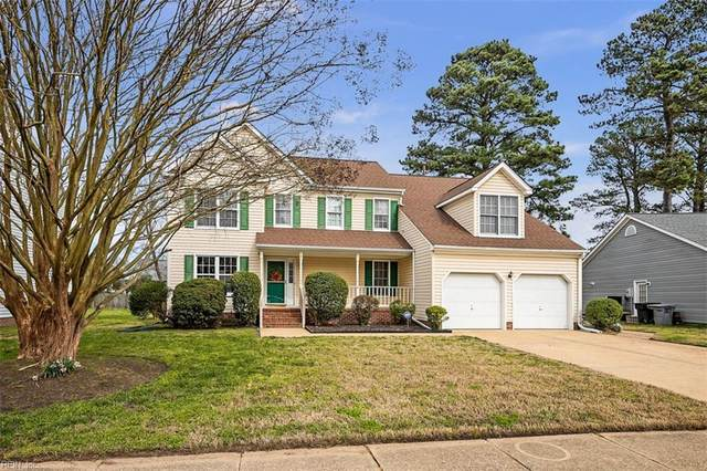 134 Pine Creek Dr, Hampton, VA 23669 (#10351800) :: Berkshire Hathaway HomeServices Towne Realty