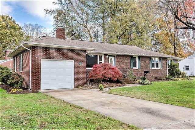 8 Carolyn Dr, Newport News, VA 23606 (#10351806) :: Rocket Real Estate