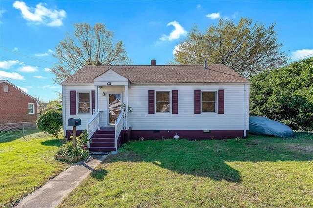 25 W Hygeia Ave, Hampton, VA 23663 (#10351828) :: Community Partner Group