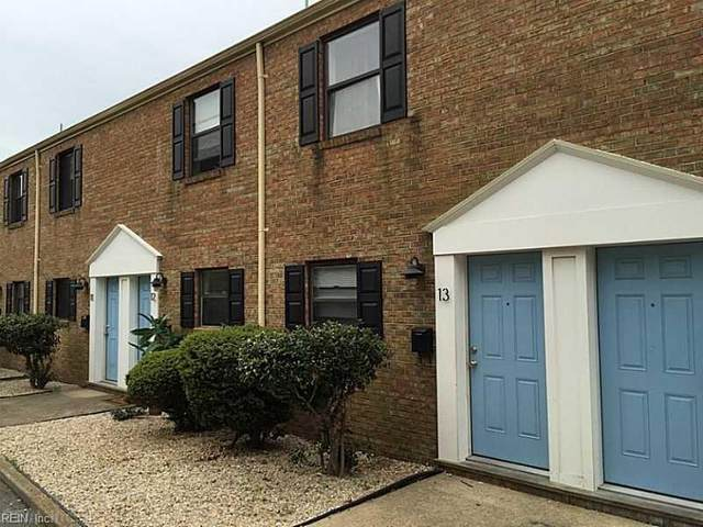 1107 E Ocean View Ave #13, Norfolk, VA 23503 (MLS #10351838) :: AtCoastal Realty
