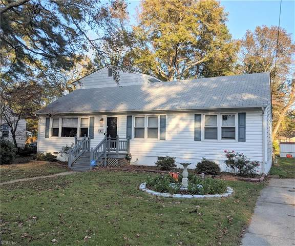 124 Cynthia Dr, Hampton, VA 23666 (#10351844) :: Community Partner Group
