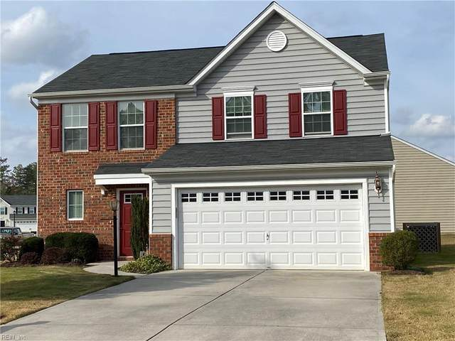 10864 White Dogwood Dr, New Kent County, VA 23140 (#10351864) :: Momentum Real Estate
