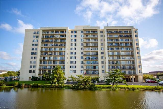 500 Pacific Ave #405, Virginia Beach, VA 23451 (#10351893) :: Verian Realty