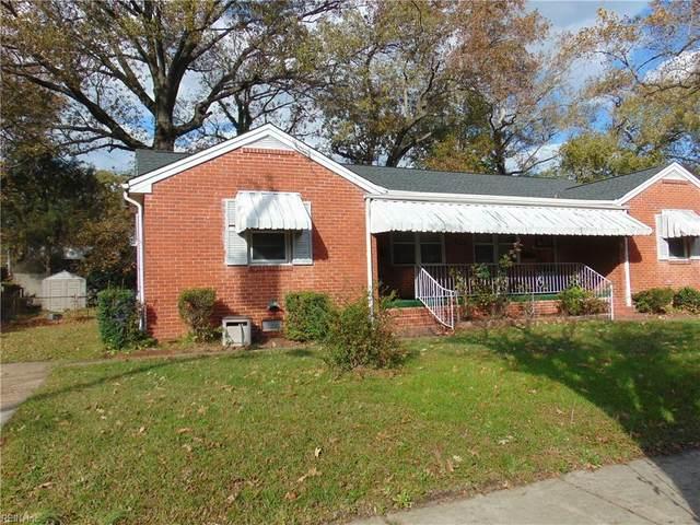 3512 Arcadia St B, Norfolk, VA 23502 (#10351929) :: AMW Real Estate