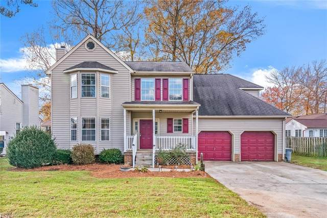 25 Decesare Dr, Hampton, VA 23666 (#10351949) :: Atlantic Sotheby's International Realty