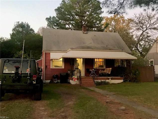 3406 Nelson St, Portsmouth, VA 23707 (#10351970) :: Berkshire Hathaway HomeServices Towne Realty