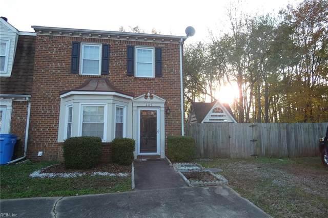 205 Marshwood Ct, Chesapeake, VA 23322 (#10351982) :: Encompass Real Estate Solutions