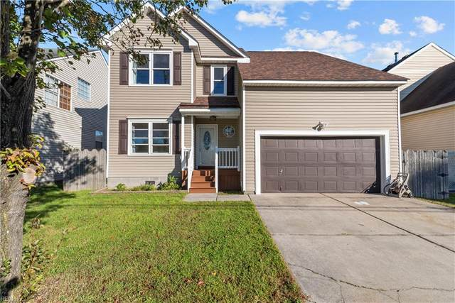 4917 Bainbridge Blvd, Chesapeake, VA 23320 (#10351997) :: Berkshire Hathaway HomeServices Towne Realty