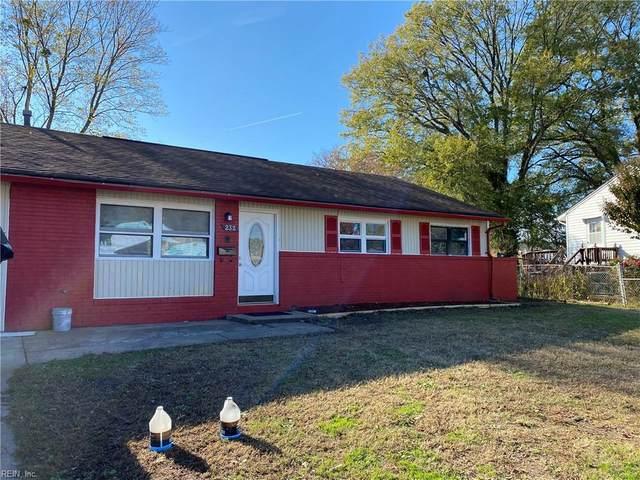 232 Breckinridge Ct, Hampton, VA 23666 (#10351998) :: Berkshire Hathaway HomeServices Towne Realty