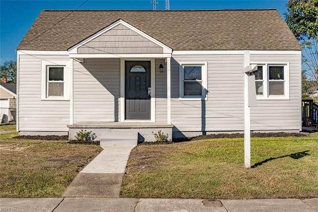316 Killian Ave, Portsmouth, VA 23704 (#10352037) :: AMW Real Estate