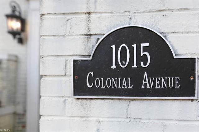 1015 Colonial Ave #5, Norfolk, VA 23507 (#10352038) :: AMW Real Estate
