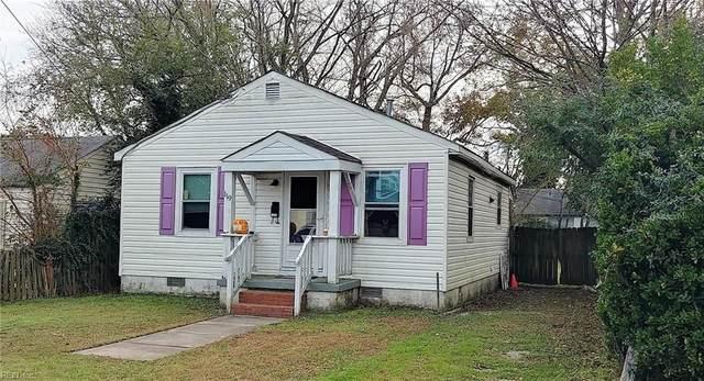 119 Tappan Ave, Hampton, VA 23664 (#10352101) :: Atkinson Realty