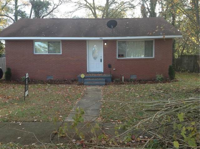 3403 Woodstock St, Portsmouth, VA 23701 (#10352108) :: Berkshire Hathaway HomeServices Towne Realty