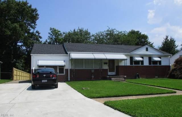 8056 Wedgewood Dr, Norfolk, VA 23518 (#10352130) :: AMW Real Estate