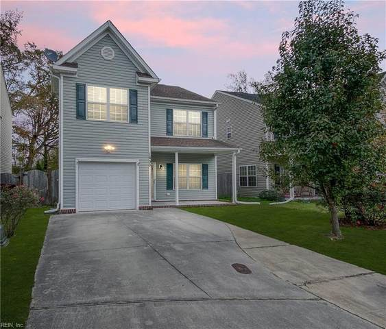 1603 Cullen Ave, Chesapeake, VA 23324 (#10352182) :: Berkshire Hathaway HomeServices Towne Realty