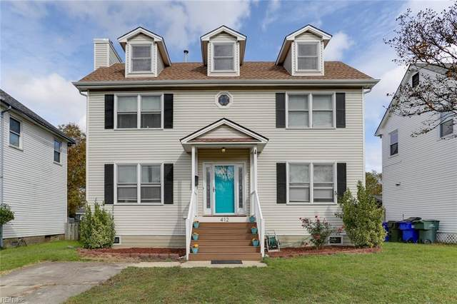 412 Connecticut Ave, Norfolk, VA 23508 (#10352214) :: Judy Reed Realty