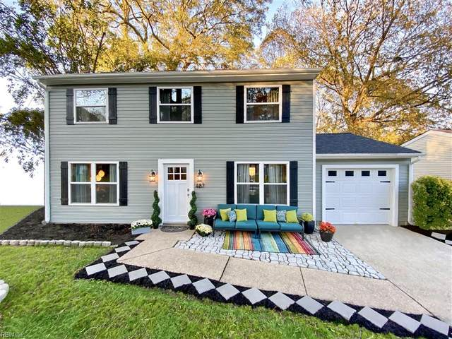 487 Michael Irvin Dr, Newport News, VA 23608 (#10352226) :: Berkshire Hathaway HomeServices Towne Realty