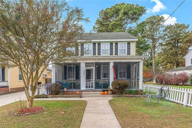 137 Brewer Ave, Suffolk, VA 23434 (#10352250) :: Judy Reed Realty