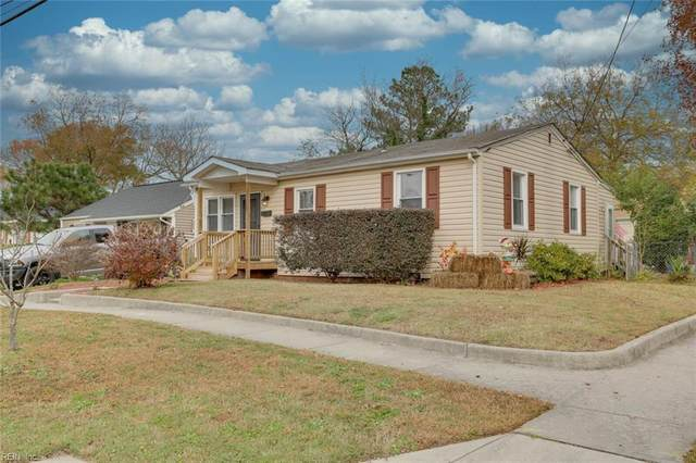 2312 Saint Denis Ave, Norfolk, VA 23509 (#10352322) :: Verian Realty