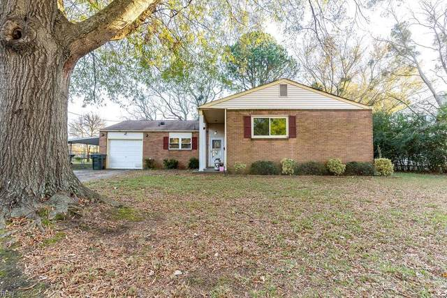 50 Banister Dr, Hampton, VA 23666 (#10352324) :: Gold Team VA