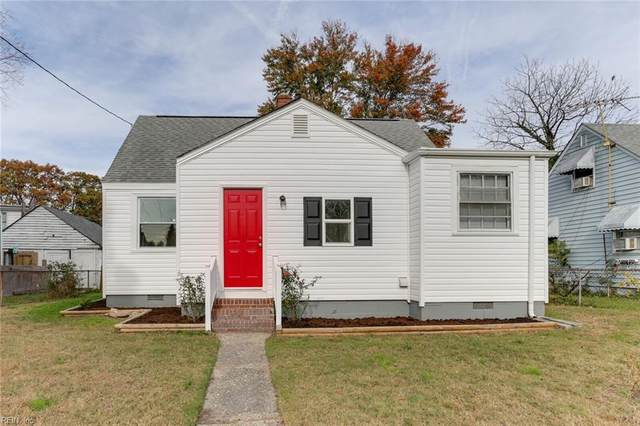 3508 Commonwealth Ave, Portsmouth, VA 23707 (#10352326) :: Atkinson Realty