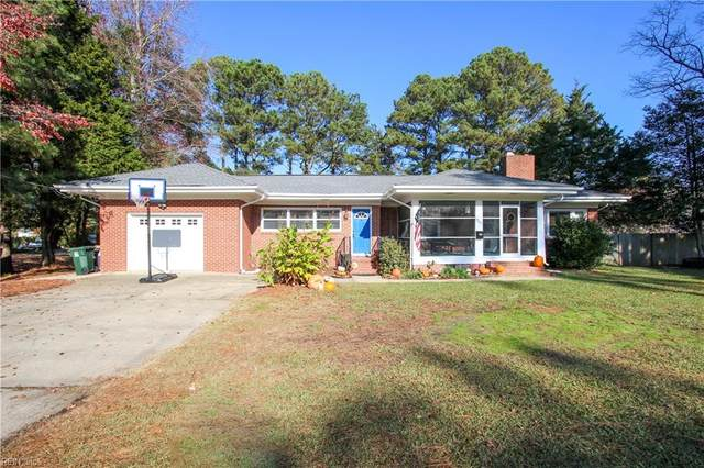 887 Poquoson Ave, Poquoson, VA 23662 (#10352340) :: Atlantic Sotheby's International Realty