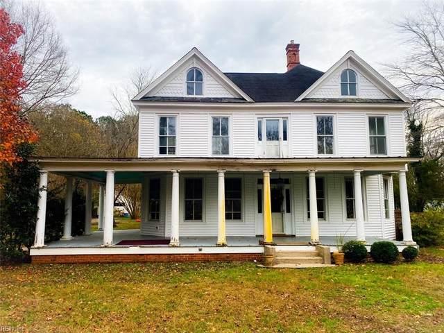 11044 Buckley Hall Rd, Mathews County, VA 23109 (#10352348) :: Kristie Weaver, REALTOR