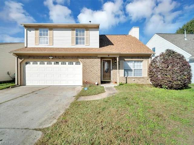 6 Kincaid Ln, Hampton, VA 23666 (#10352349) :: Verian Realty