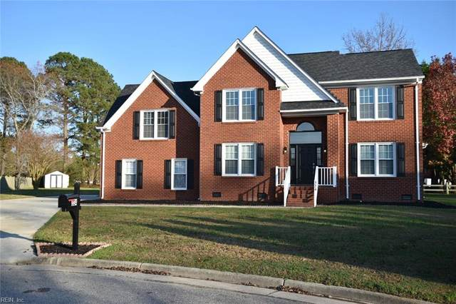 324 Saint Brie E, Suffolk, VA 23435 (#10352353) :: Gold Team VA