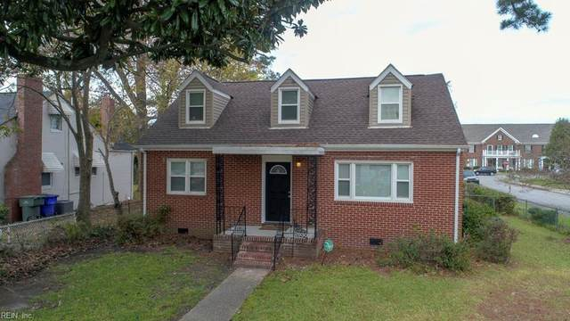 2930 Beachmont Ave, Norfolk, VA 23504 (#10352360) :: RE/MAX Central Realty