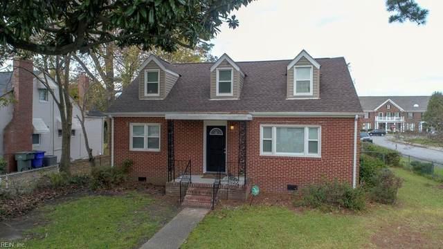 2930 Beachmont Ave, Norfolk, VA 23504 (#10352360) :: Atkinson Realty