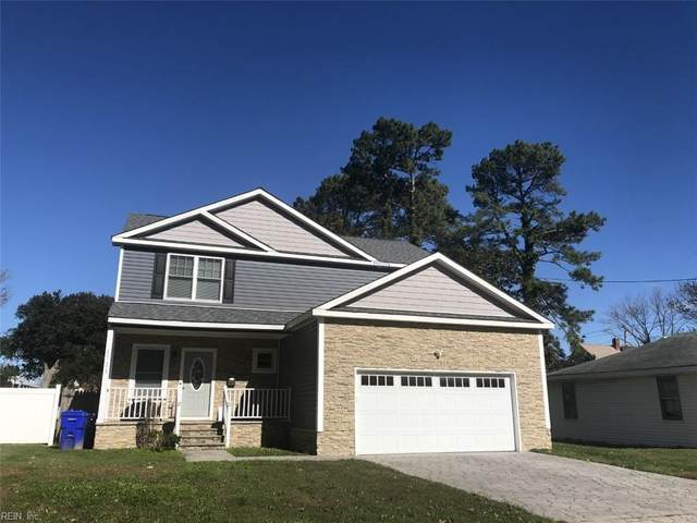 1728 Parkview Ave, Norfolk, VA 23503 (#10352384) :: Atkinson Realty