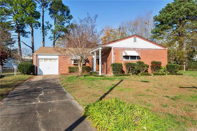 3 Lehman Ct, Hampton, VA 23666 (#10352386) :: Gold Team VA