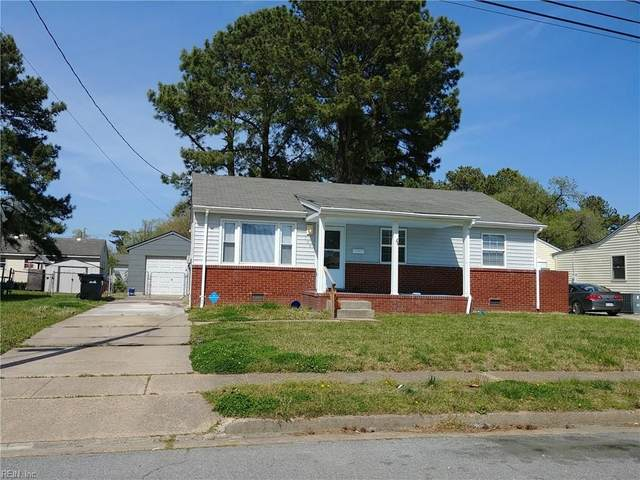 102 Laurie Ln, Portsmouth, VA 23701 (#10352387) :: Atkinson Realty