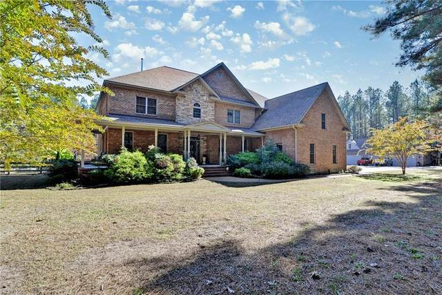 6635 Langley Pines Ln, New Kent County, VA 23089 (#10352414) :: Momentum Real Estate