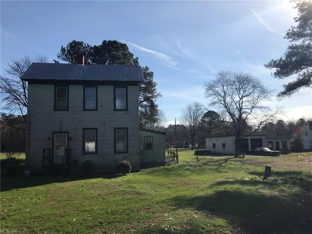 2814 Buckley Hall Rd, Mathews County, VA 23050 (#10352420) :: Kristie Weaver, REALTOR