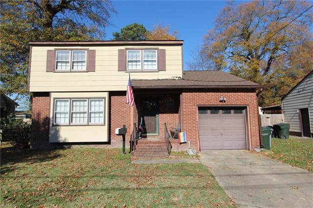 4 Haley Dr, Hampton, VA 23661 (#10352430) :: The Kris Weaver Real Estate Team